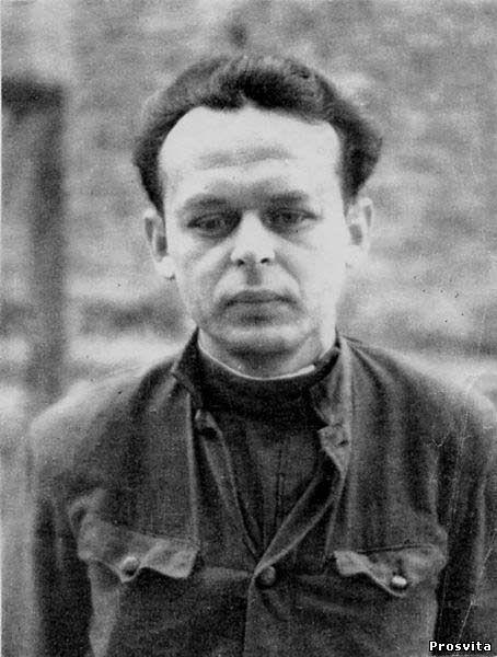 М.Василенко. 1955. м.Інта, ОЛП-2
