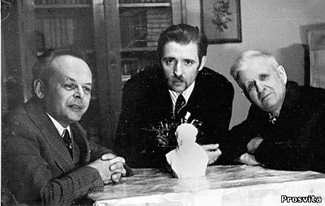 М.Василенко, О.Завгородній та М.Сарма-Соколовський. Дніпропетровськ. 1978